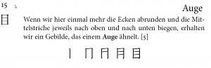 Ein kleiner Ausschnitt aus dem Buch: Die Kanji lernen und behalten