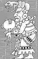 Göttin Ix-Chel aus dem Dresdner Codex - erwartet Dich schon - nach dem Weltuntergang