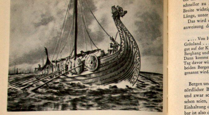 Sieben vorbei und acht verweht – die frühe Entdeckungsgeschichte der Menschheit – Paul Herrmann