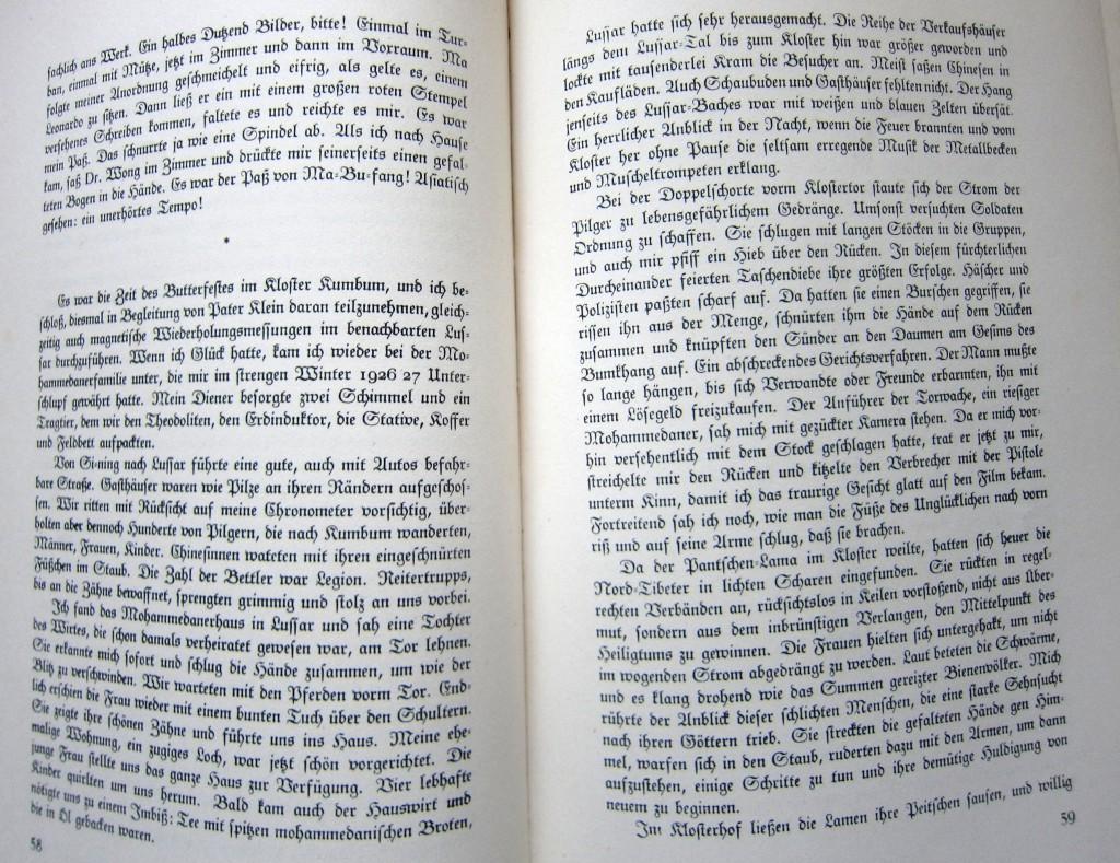Beispielseite aus dem Buch - Bismillah!