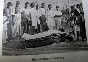 Leichenverbrennung - Von Ceylon zum Himalaya
