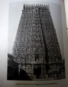Tempel - Von Ceylon zum Himalaya
