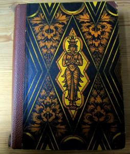 Von Ceylon zum Himalaya - Erwin Drinneberg - Bucheinband - 1926
