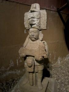 Tonina - Skulptur