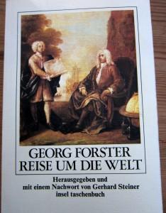 Klick für AMAZON: Georg Forster - Reise um die Welt