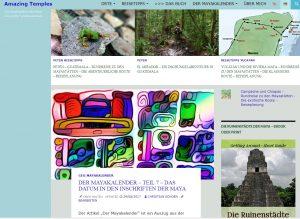 AmazingTemples.com Die Ruinenstädte der Maya