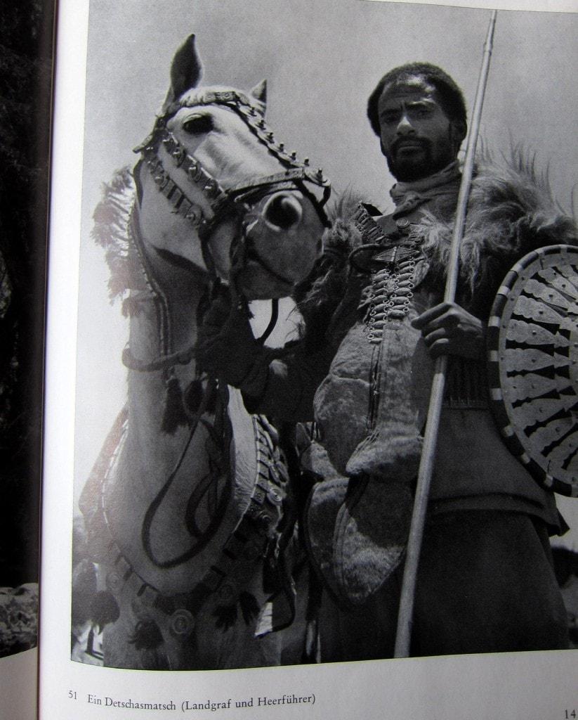 Äthiopischer Fürst - Amba Ras - Hartlmaier