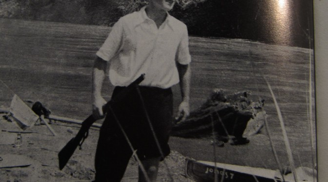 Ganz allein zum Amazonas – Herbert Rittlinger – eine Fahrt im Faltboot – 1936