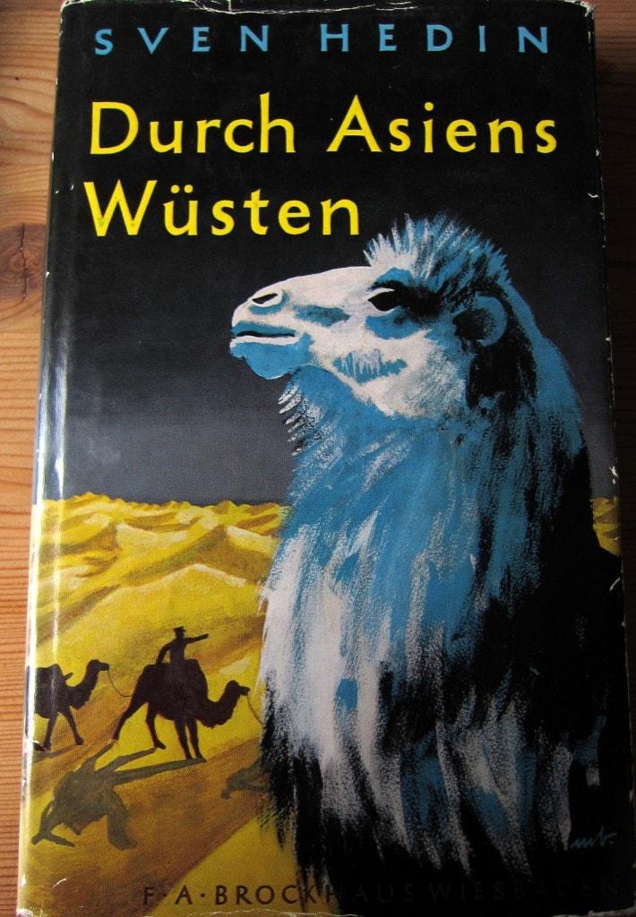 Durch Asiens Wüsten - Sven Hedin