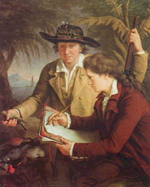 Reise um die Welt - Georg Forster - Weltumsegelung mit James Cook - 1777