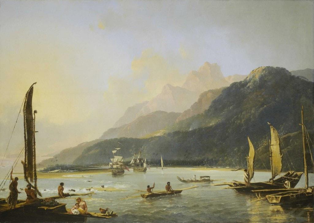 Forster: Reise um die Welt mit James Cook