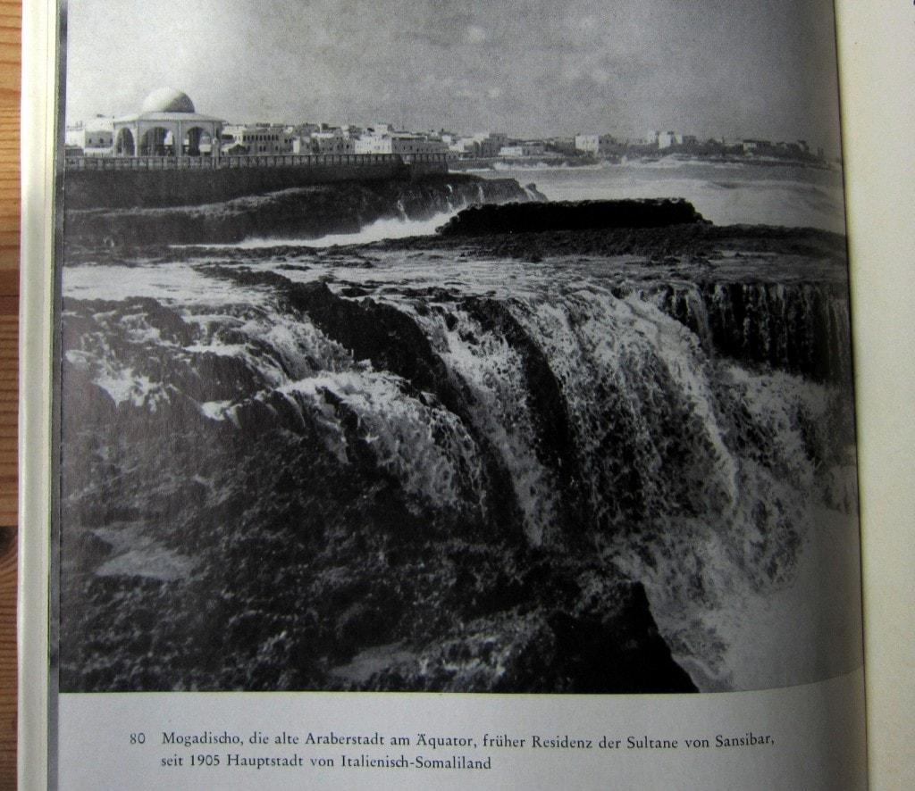 Mogadischu - Amba Ras - Hartlmaier