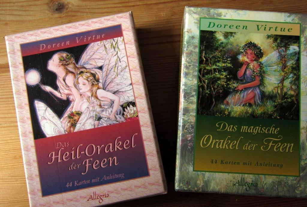 Orakel der Feen - Doreen Virtue - Blogger schenken Lesefreude - Gewinner