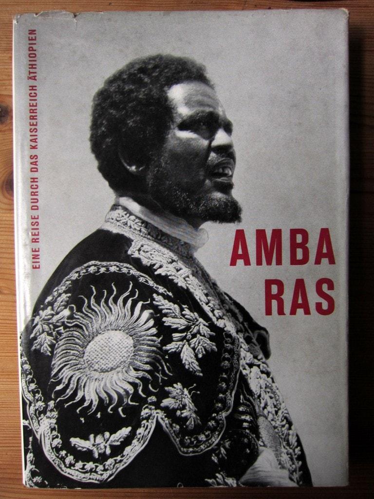 Titelbild - Amba Ras - Hartlmeier