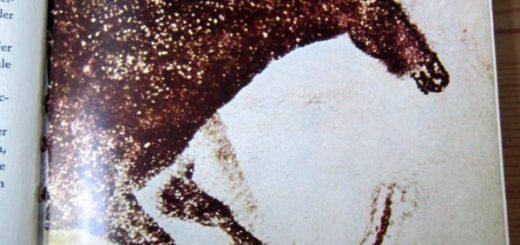Gallopierendes Pferd - Lascoux - Höhlemalerei