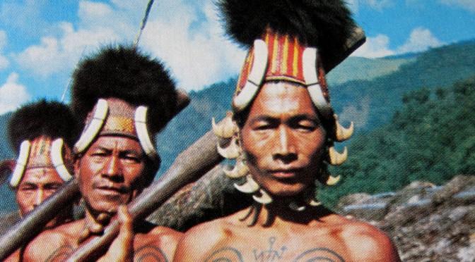 Milada Ganguli – Reise zu den Naga