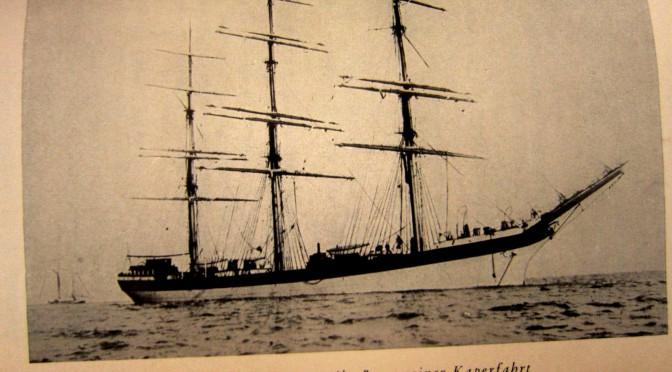 Seeteufels Weltfahrt – Felix Graf v. Luckner