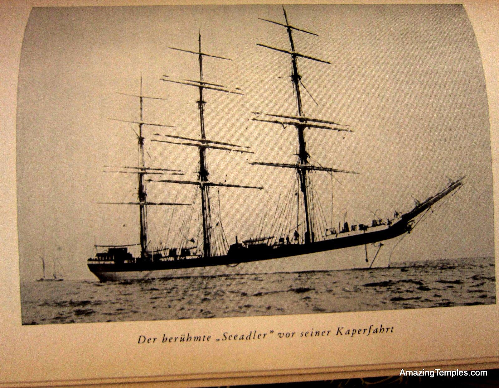 SMS Seeadler - v. Luckner