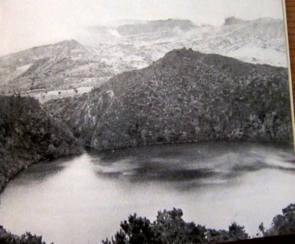 Der Guatavita-See