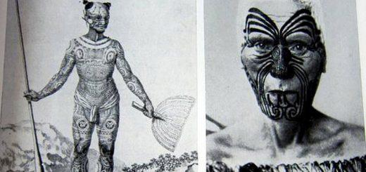 Polynesische Tätowierkunst, Pazifik