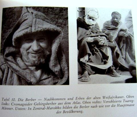 Berber - Nordafrika - Es begann in Babel - Herbert Wendt