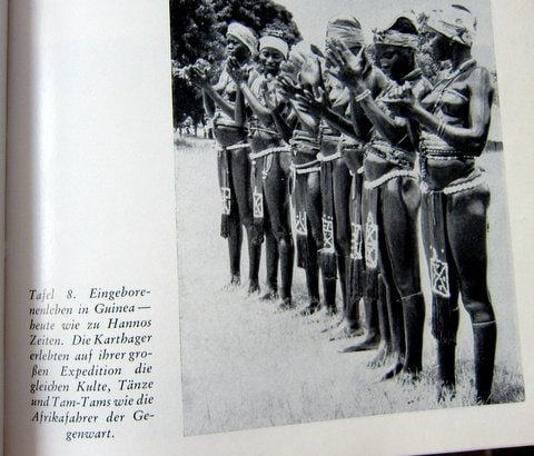 Tamtam - Guinea - Es begann in Babel - Herbert Wendt