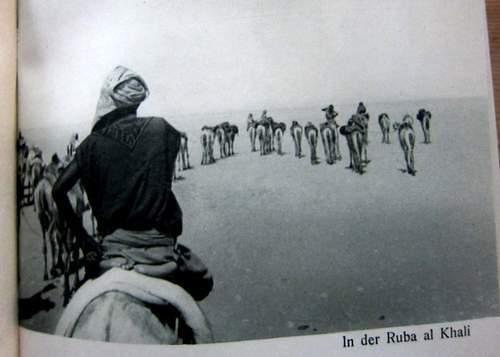 Land ohne Schatten – Die letzten Wunder der Wüste – Hans Helfritz – Jemen – 1934