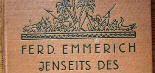 Ferdinand Emmerich - Jenseits des Äquators
