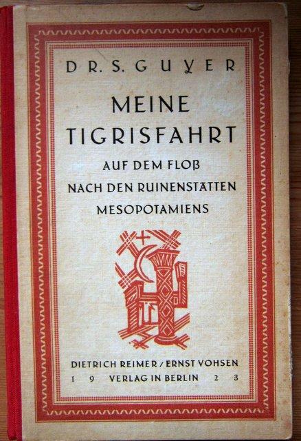Tigrisfahrt - Samuel Guyer