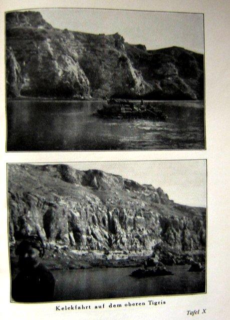 Auf dem Tigris - Tigrisfahrt - Samuel Guyer