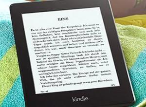 Kindle eBook Reader Vergleich