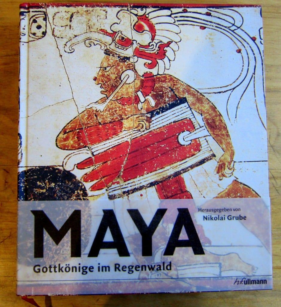 Maya - Gottkönige im Regenwald - Nikolai Grube - 1