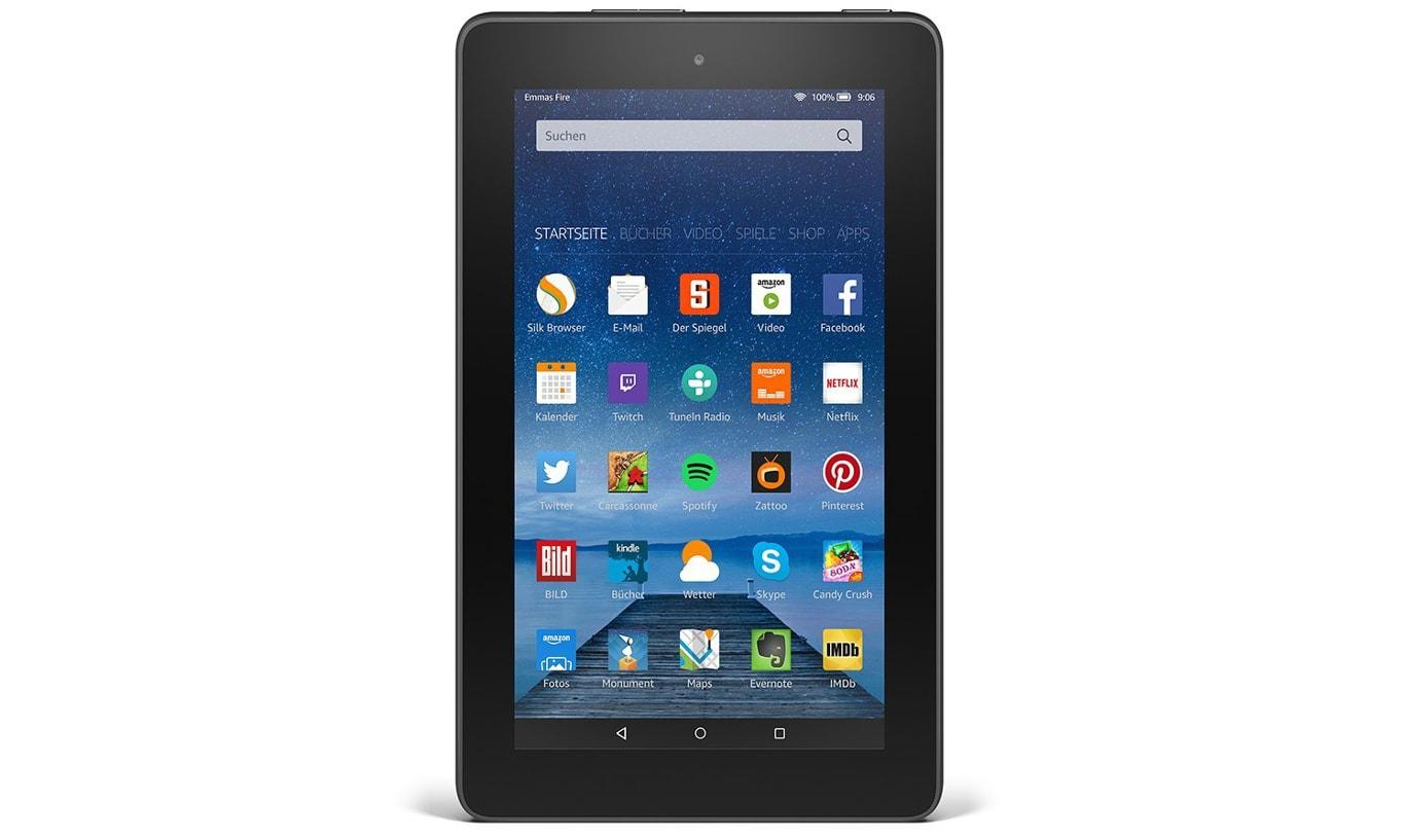 Fire - Tablet - Amazon