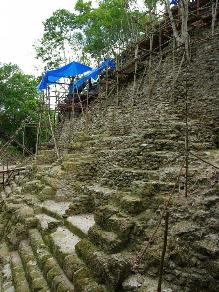 Top Pyramid of La Danta in El Mirador