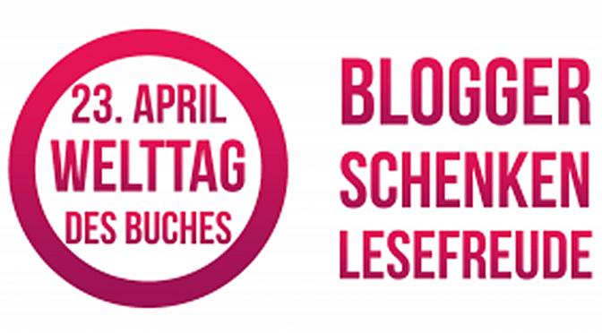 Verlosung No. 2 zum Welttag des Buches 2017 – Blogger schenken Lesefreude