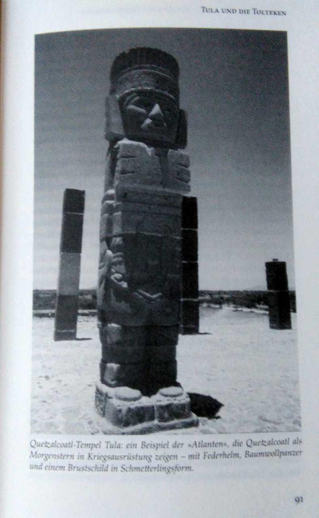Die Atlanten in Tula - Das Alte Mexiko und seine Hochkulturen - Ulrike Peters