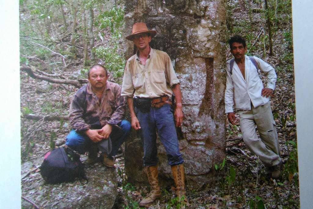 Verschollene Städte - Archäologische Abenteuer im Land der Maya - Ivan Sprajc