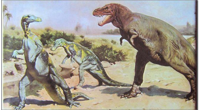 Leben in der Urzeit – Špinar & Burian – 1973 – Dausien – Paläo-Art