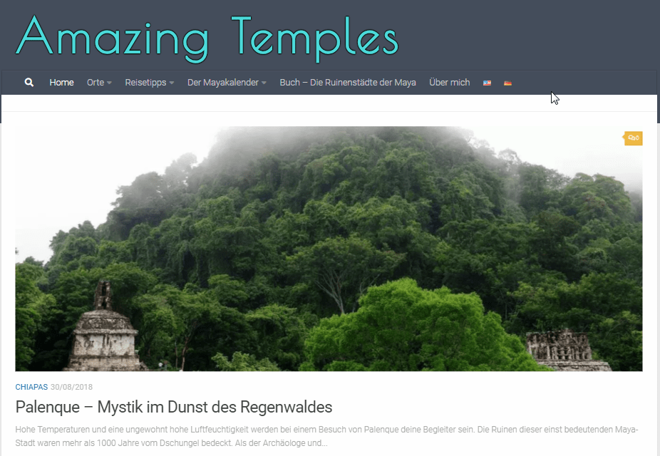 Screenshot- AmazingTemples.com